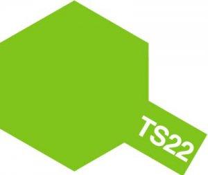 TS-22・タミヤ製 TS-22 ライトグリーン タミヤスプレー