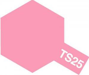 TS-25・タミヤ製 TS-25 ピンク タミヤスプレー