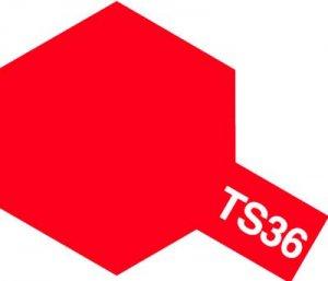 TS-36・タミヤ製 TS-36 蛍光レッド タミヤスプレー