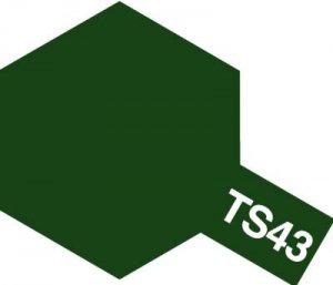 TS-43・タミヤ製 TS-43 レーシンググリーン タミヤスプレー