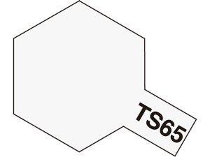 TS-65・タミヤ製 TS-65 パールクリヤー タミヤスプレー
