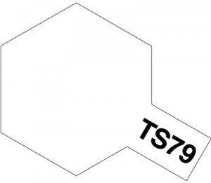 TS-79・タミヤ製 TS-79 セミグロスクリヤー タミヤスプレー