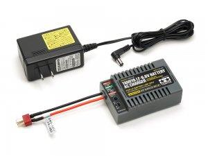 NO-106・タミヤ製 タミヤ LF-6.6Vバッテリー AC充電器
