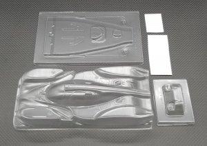 GL-050-1・GL Racing製 GL-LeMans lexan body set