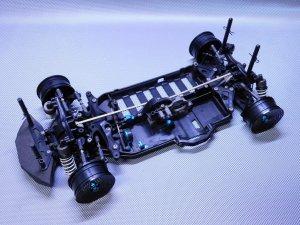 USED-0610・タミヤ 1/10電動カー TA-05