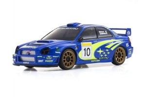 MZP448WR・京商製 ASC MA020N SUBARU Impreza WRC 2002