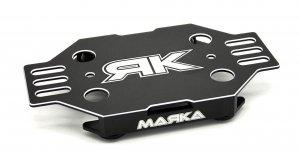 <img class='new_mark_img1' src='https://img.shop-pro.jp/img/new/icons15.gif' style='border:none;display:inline;margin:0px;padding:0px;width:auto;' />MRK-4112・MARKA RACING製 Marka Alu Car Stand 1/28 Black