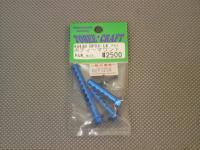43430 DF03-14・トビークラフト製 アルミボディマウント F&Rセット