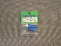 43610 GB01-18・トビークラフト製 アルミ10ミリ6角ハブ(20ミリワイド)