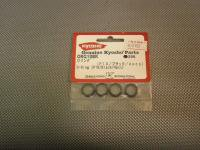 ORG10BX・京商 Oリング(P10/ブラック/4PCS)