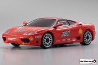 MZP331CR・京商 MINI-Z ASC フェラーリ 360 チャレンジ