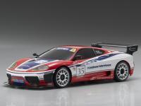 MZP310SE・京商 MINI-Z ASC MR-03W-RM フェラーリ360 GTC スクーデリア エコッセ
