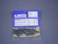 AJ-4820M・カワダ製 ロッドアジャスター モリブデン入φ4.8mm(2.3mm/L=20)