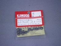 AJ-5810S・カワダ製 ロッドアジャスター モリブデン入 φ5.8mm(L=10)