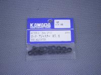 AJ-5810・カワダ製 ロッドアジャスター φ5.8mm(L=10)