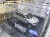 MVG3S・京商/MINI-Z BMW X5 シルバー(グロスコートボディー)MINI-Zオーバーランド用