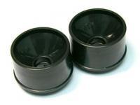 AR-120・RC Atomic Rear Dish Wheel (+3 offset) - Black