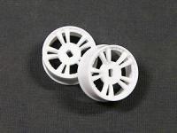 AWD054・RC Atomic AWD T.S. Rims Narrow (2.5*) - White