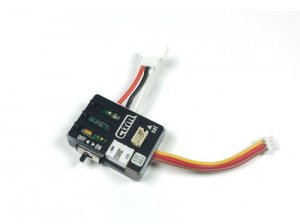 AMZ-OP029・RC Atomic AMZ Alum. Micro brushless speed control