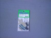43040・トビークラフト製 TT-01-19 リンケージロッドセット ステアリング