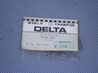 10747・DELTA製 タッピングスクリュー 2×5/16(10個)
