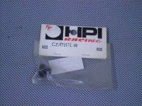 6635・HPI製 ピニオンギヤ 35T 0.4M ブラック