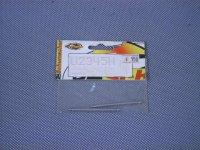 U2345H・Schumacher製 GROOVED ピボットピン 58mm