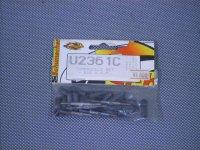 U2361C・Schumacher製 ターンバックルセット BIG 6 EP