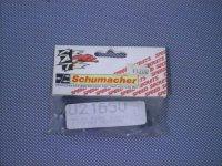 U2165V・Schumacher製 アジャスタブルボディーマウント&アルミブロック
