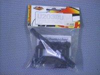 U2038U・Schumacher製 スティックバッテリー&STRAPS SST 98