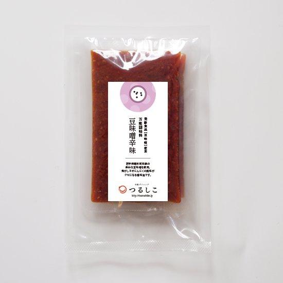 [万能調味料]豆味噌辛味
