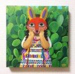アレブリへスの仮面の少女‐コヨーテ‐