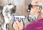 おじいさんと猫