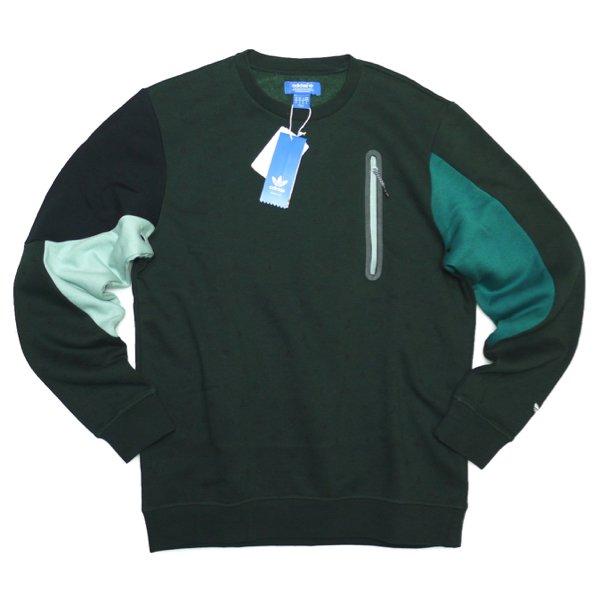 adidas Originals アディダスオリジナルス クルーネック スウェット【$80】 [新品] [017]