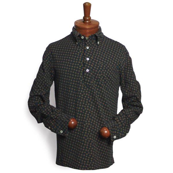 Polo Ralph Lauren ポロラルフローレン ボタンダウン 鹿の子 長袖ポロシャツ プルオーバーシャツ【$125】 [新品] [041]
