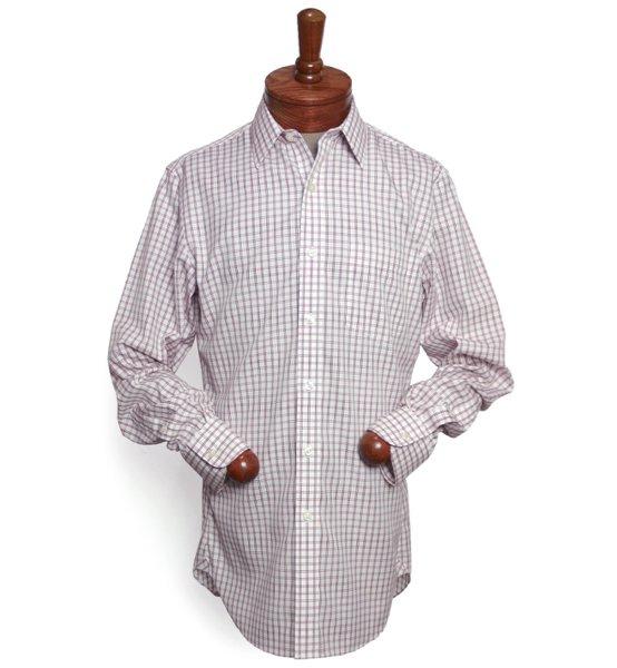 J.Crew 80's 2-Ply Thompson Shirt ジェイクルー ドレスシャツ [新品] [031]