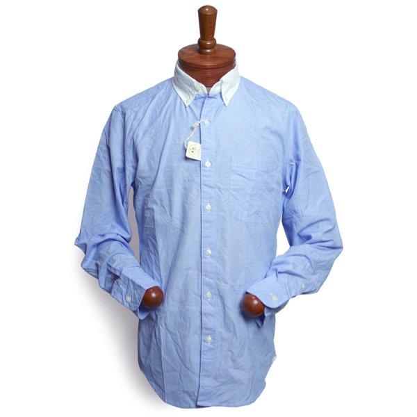 J.Crew ジェイクルー ボタンダウン クレリックシャツ ドレスシャツ【$69.50】 [新品] [052]
