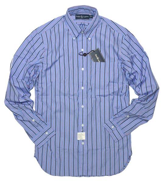 Polo Ralph Lauren ポロラルフローレン ボタンダウン ドレスシャツ【$125】[新品] [083]