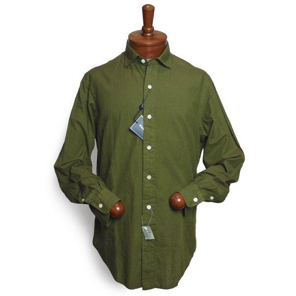 Polo Ralph Lauren ポロラルフローレン 綿ローン スプレッドカラー ドレスシャツ【$125】 [新品] [119]