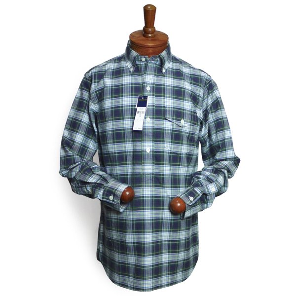 Polo Ralph Lauren ポロラルフローレン ボタンダウン オックスフォードシャツ プルオーバーシャツ【$98】 [新品] [117]