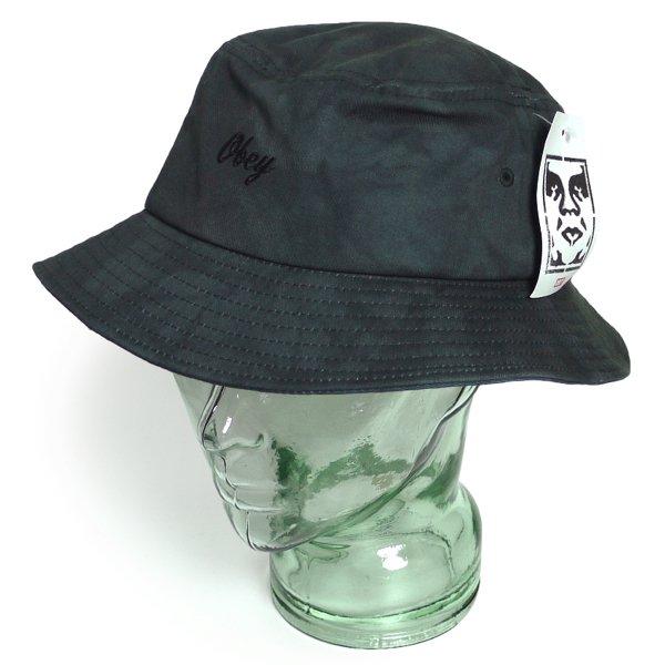 OBEY オベイ バケットハット 帽子 [新品] [008]