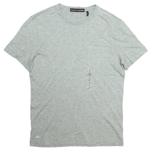 Black Label Denim ブラックレーベルデニム 無地T ポケットTシャツ【$85】 [新品] [002]