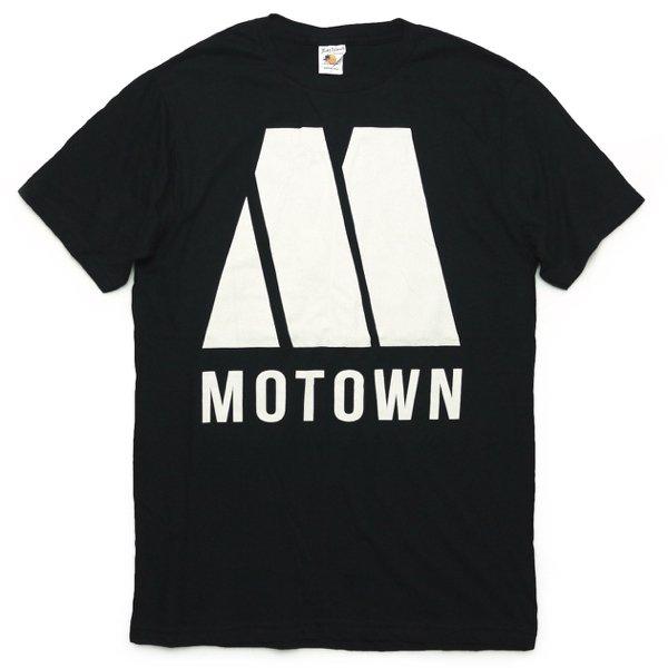 Motown Records モータウンレコード プリントTシャツ [新品] [001]