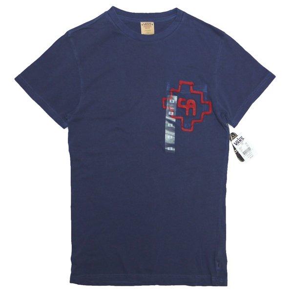 Vans California バンズ カリフォルニア ビンテージプリント ポケットTシャツ [新品] [021]