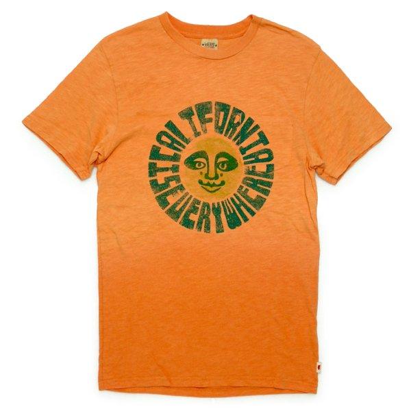 Vans California バンズ カリフォルニア ビンテージプリント ポケットTシャツ [新品] [020]