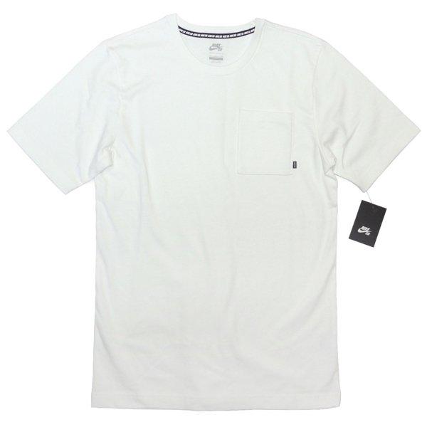 Nike SB ナイキSB スケートボーディング ヘビーウェイトコットン ポケットTシャツ [新品] [014]