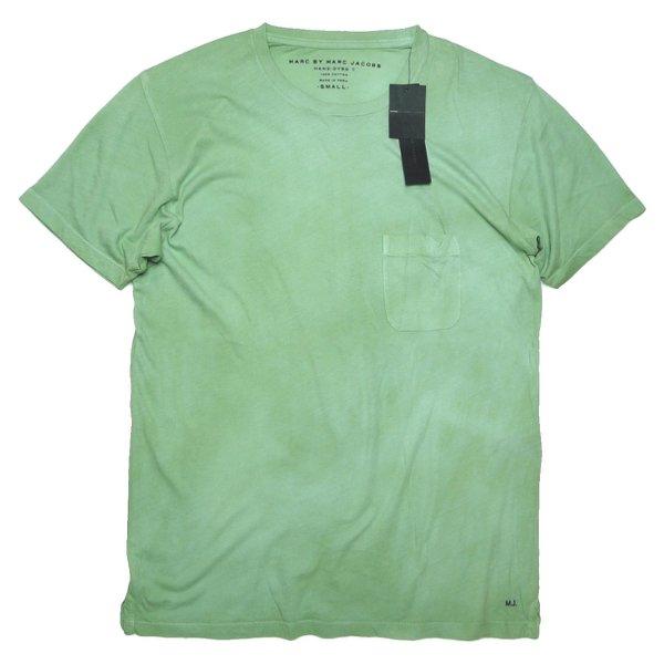 Marc by Marc Jacobs マークジェイコブス ポケットTシャツ【$68】 [新品] [001]