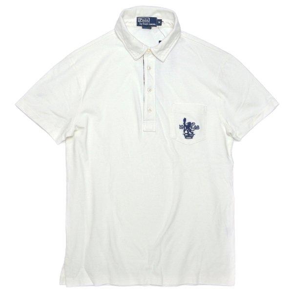 Polo Ralph Lauren ポロラルフローレン 鹿の子ニット ポロシャツ【$89.50】 [新品] [031]