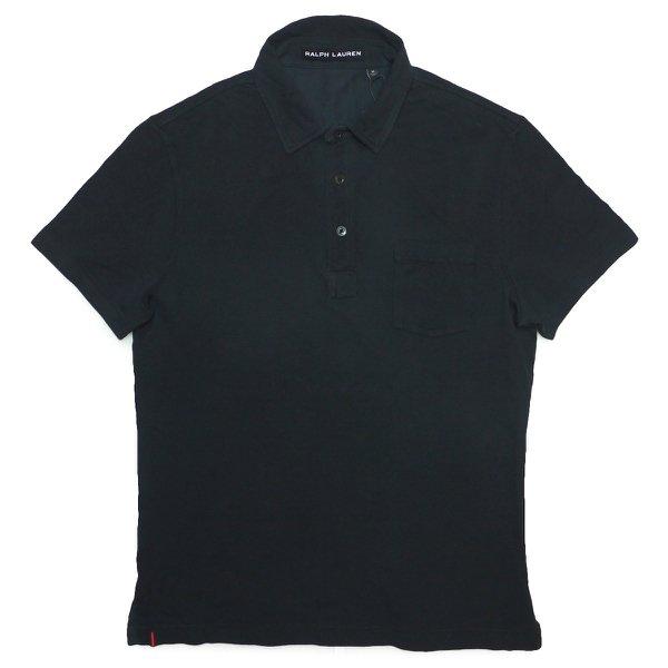 Black Label Denim ブラックレーベルデニム 鹿の子ポロシャツ【$175】 [新品] [003]