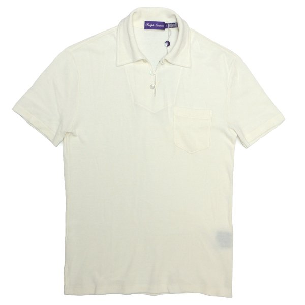 Purple Label Ralph Lauren パープルレーベル ラルフローレン 鹿の子メッシュ ポロシャツ【$295】 [新品] [001]